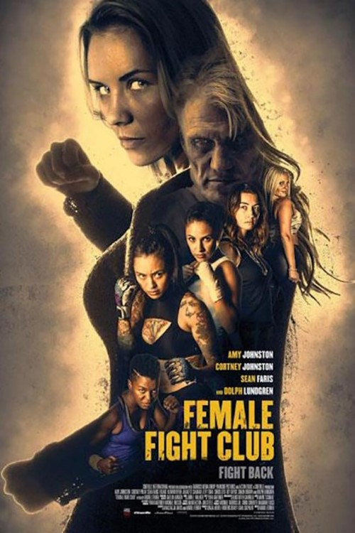 دانلود فیلم Female Fight Squad 2016